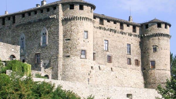 Castello di Compiano - Al Panigaccio, Compiano