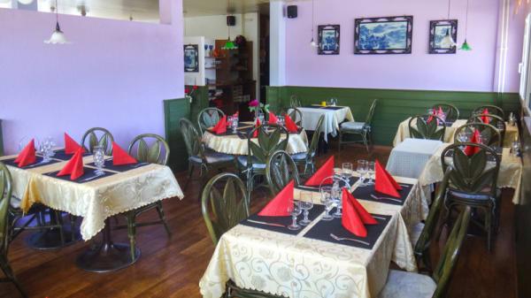 Salle du restaurant - HK Tai Pan, Rolle