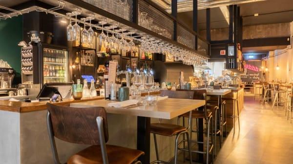 rooms view - Raffaele's Foodbar, Deventer