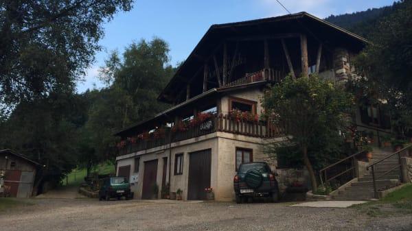 Esterno - La Baita, Bagolino