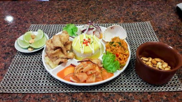Sugestão do chef - Kontiki Restaurante Peruano, São Paulo