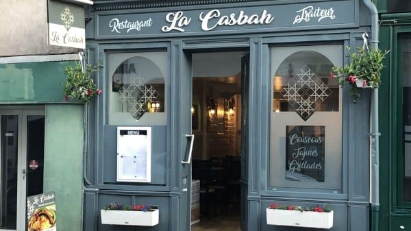 Entrée - La Casbah, Auxerre