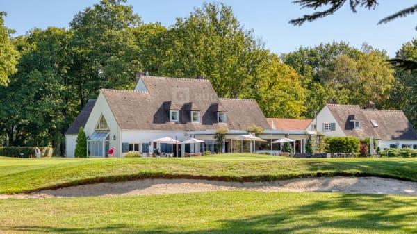 extérieur - Restaurant du Golf Isabella, Plaisir