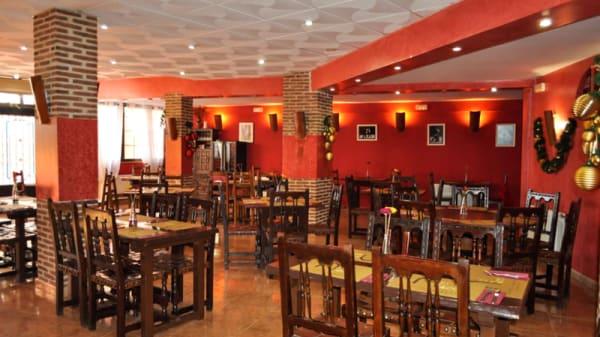 Sala del restaurante - El Arco de Buitrago