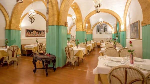 Vista sala - L'India, Ancona