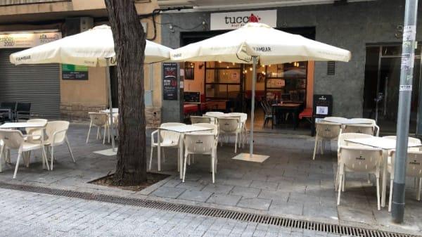 Terraza - Tucco Real Food Castelldefels, Castelldefels