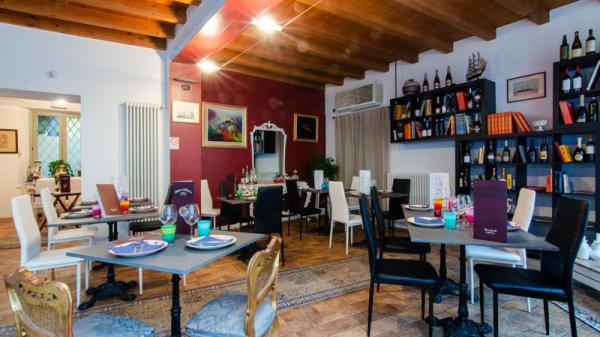 Veduta dell'interno - Ostriche e Bollicine, Bergamo