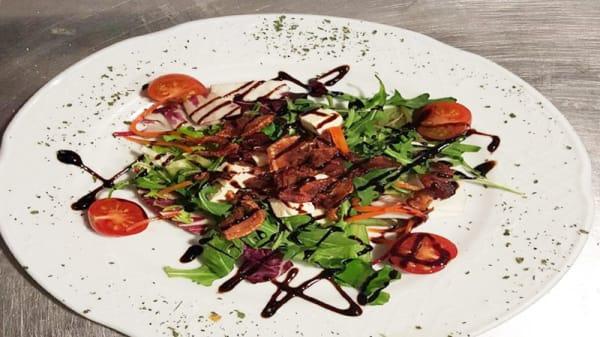 Sugerencia del chef - La roux, Alcobendas