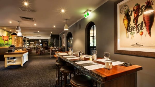 The Stamford Graziers Grill House, Rowville (VIC)