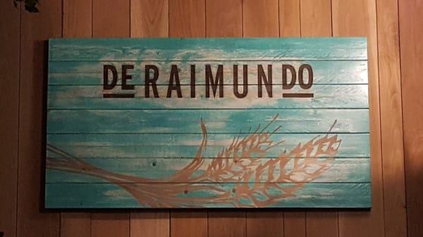 Detalle de decoración - De Raimundo, Madrid
