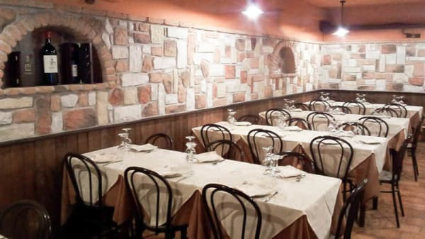 La sala - Taberna Lunae, Albano Laziale