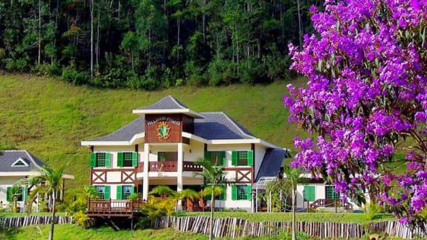 Entrada - Travoletta - Restaurante em Pedra Azul, Domingos Martins