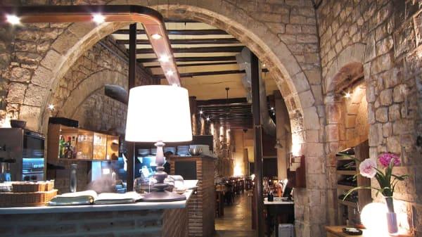 vista interior - Antic Bocoi del Gotic, Barcelona
