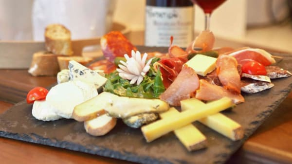 Suggestion du chef - Wine Therapy, Paris
