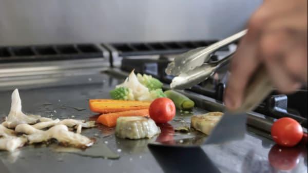 En cuisine - La Cocina Argentina, Genève