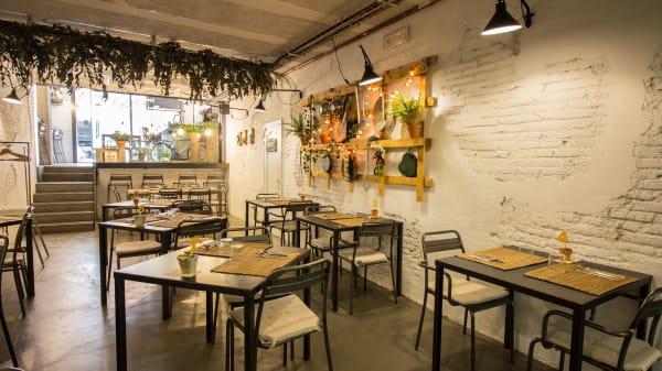 COMEDOR - MAAI - REAL FOOD, Barcelona
