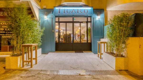 Restaurant Figaro - Figaro, Marseille