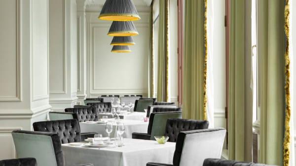 Sala - Savoy Restaurant, Trieste