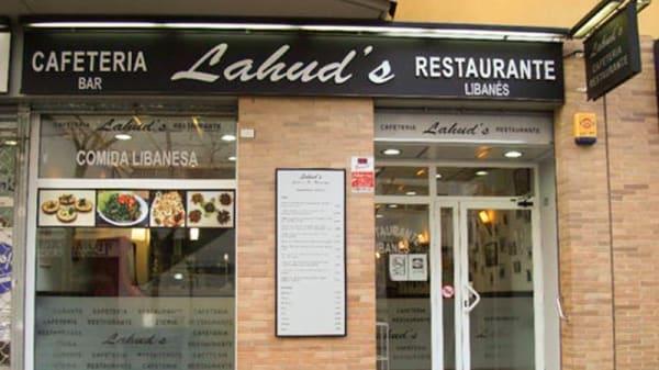 Vista fachada - Lahud's Restaurante Libanés Sabadell, Sabadell