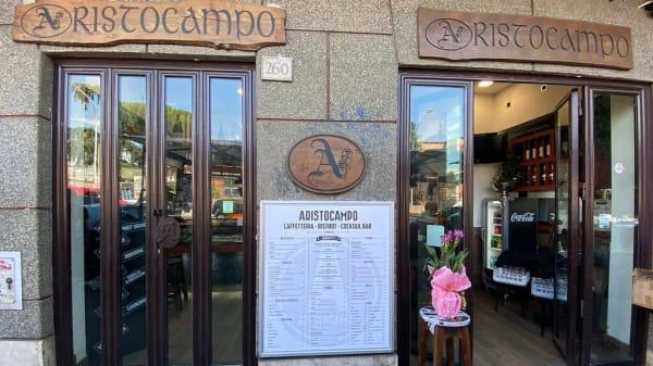 Aristocampo Talenti, Rome