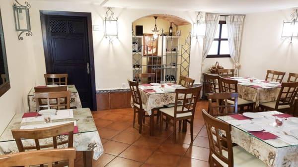 Salón Comedor de la Taberna - Taberna La Espumita, Córdoba