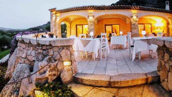 La nostra terrazza - Mastro Risto Braceria, Cannigione
