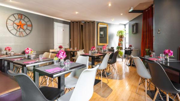 Salle du restaurant - Brend'Oliv, Nancy