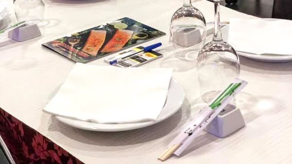 Mesa - Yo Saira Sushi, Caldas da Rainha