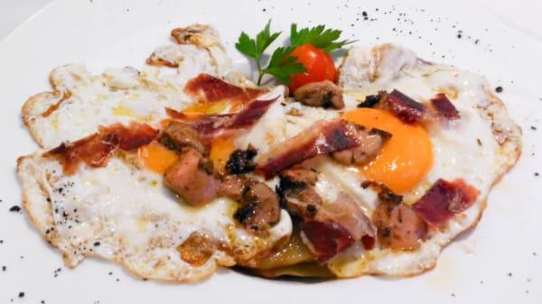 Sugerencia del chef - Xantar Mediterráneo, Salou