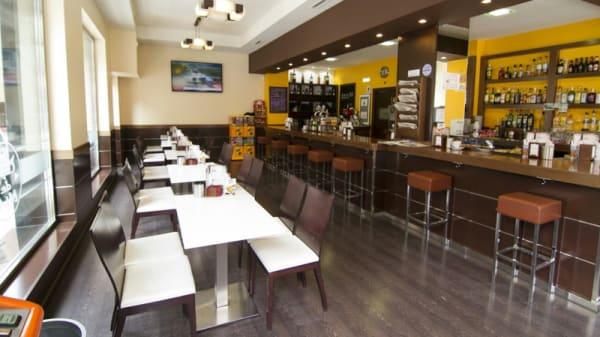 Sala - El Café de Alva, Gijón
