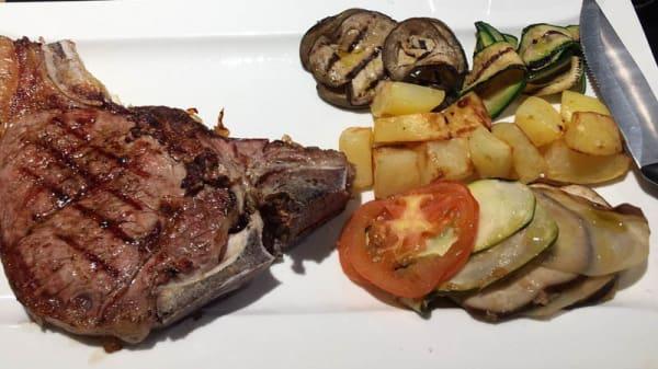 Suggerimento dello chef - Nana Meat & Wine, La Spezia