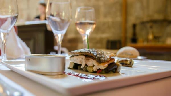 2 - Restaurant « Le Chapitre » du Couvent Royal Saint-Maximin, Saint-Maximin-la-Sainte-Baume
