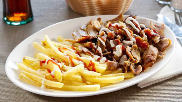 Plato - Barcelona Kebab, Vilanova i la Geltrú