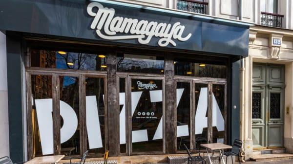 Devanture - Mamagaya, Paris