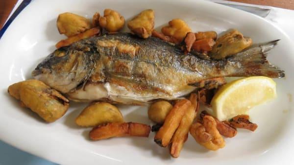 suggerimento dello chef - I Pescatori, Orbetello