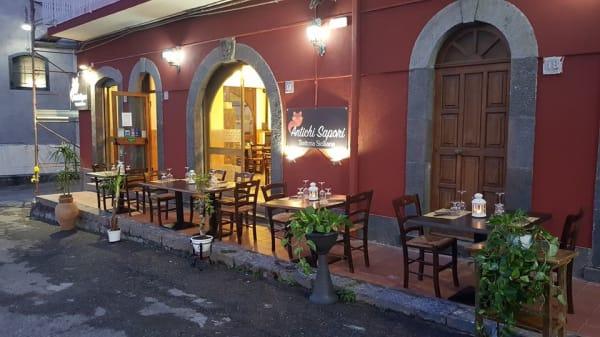 Esterno - Antichi Sapori Trattoria Siciliana, Trecastagni