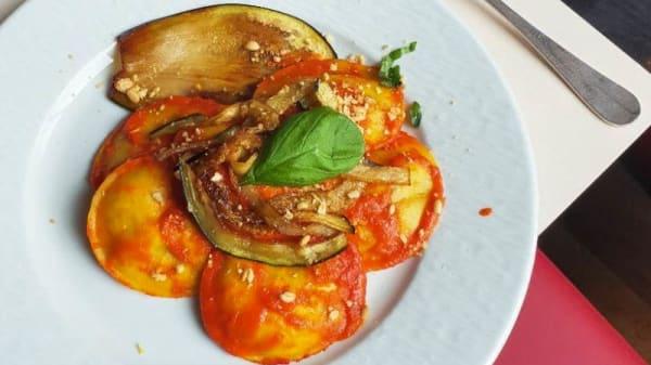 Suggestion de plat - Il Mandorlo, Levallois-Perret