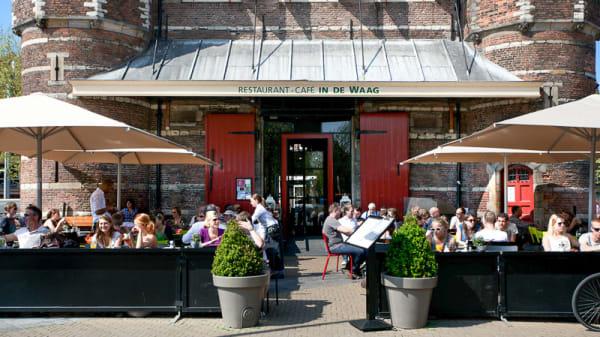 Exterior - In de Waag, Amsterdam