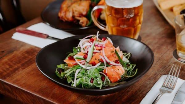 salmon - Minsky's Hotel, Cremorne (NSW)