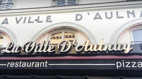 La Ville d'aulnay - La Ville d'Aulnay, Paris