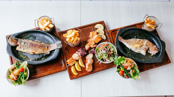 Chef's suggestion - Aces Ocean Foods, Padstow (NSW)