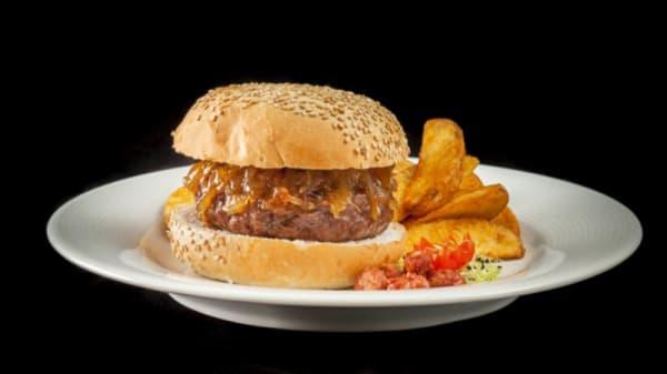 hamburguesa - Pecado Carnal Chueca, Madrid