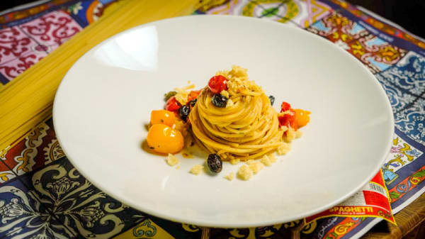 Suggerimento dello chef - Il Frantoio Ducale, Castel Morrone