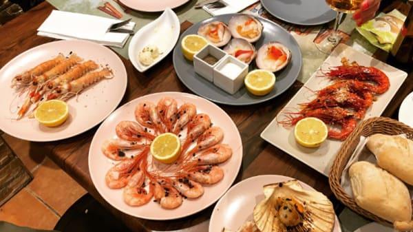Sugerencia del chef - La Güerta, Málaga