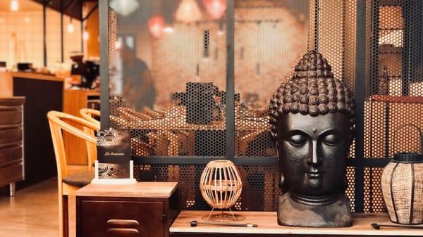 Salle du restaurant - Sushi Couronne - Rousset, Peynier