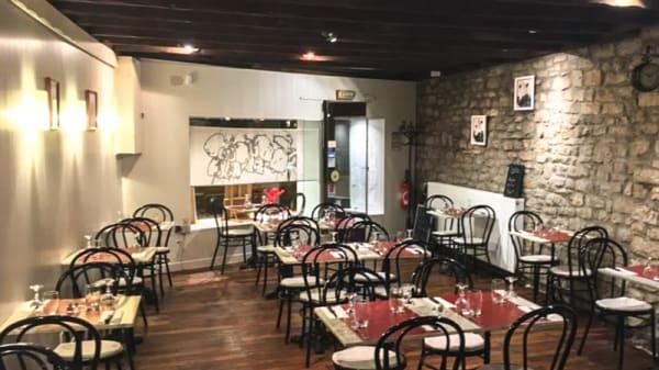 Salle du restaurant - La Table d'Oscar, Belfort