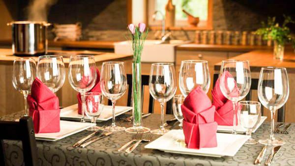 Table d'hôtes - La Table du Marbuay, Burdinne