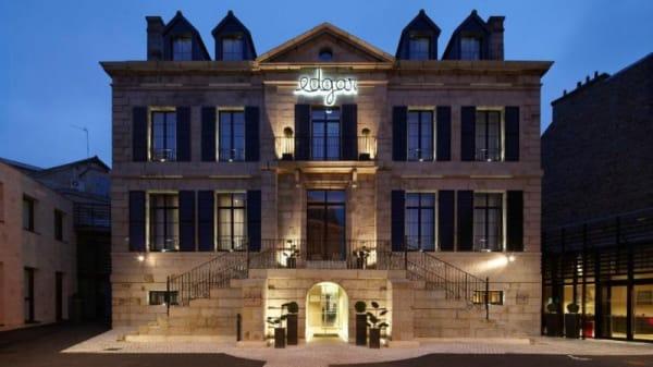 Devanture - Edgar - Hotel Restaurant, Saint-Brieuc