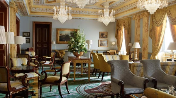 The Withdrawing Room at The Lanesborough, London