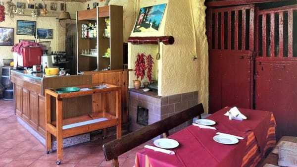 Vista sala - 'A Cantina di Nitrodi, Ischia
